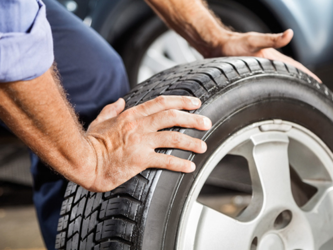 Keep Your Tires in Tiptop Shape